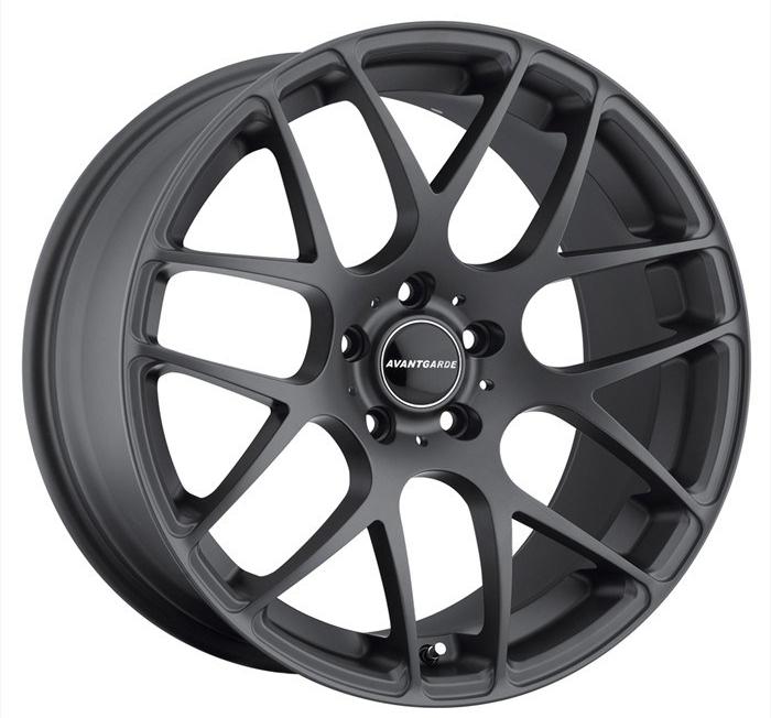 19 Avant Garde M310 Wheels Gray BMW 3 5 6 7 Series 328 335 535 640 650