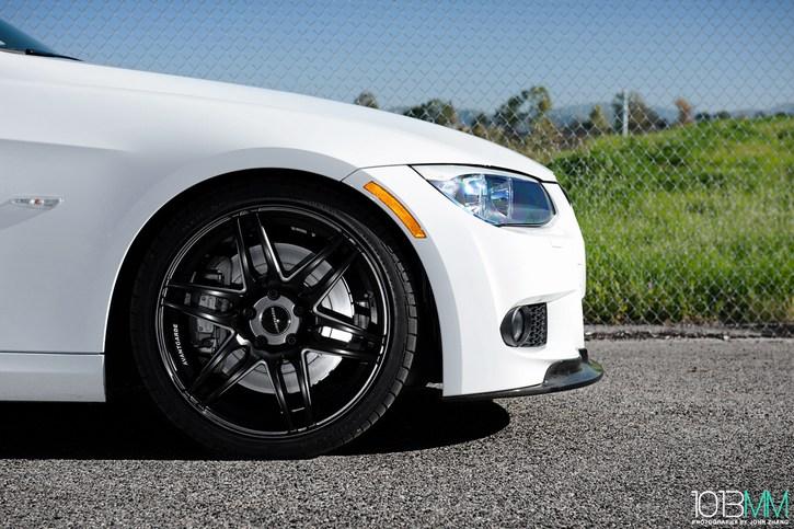 "20"" Avant Garde M368 Wheels Black BMW M3 E90 E92 E93 08 19 368 Concave AG"