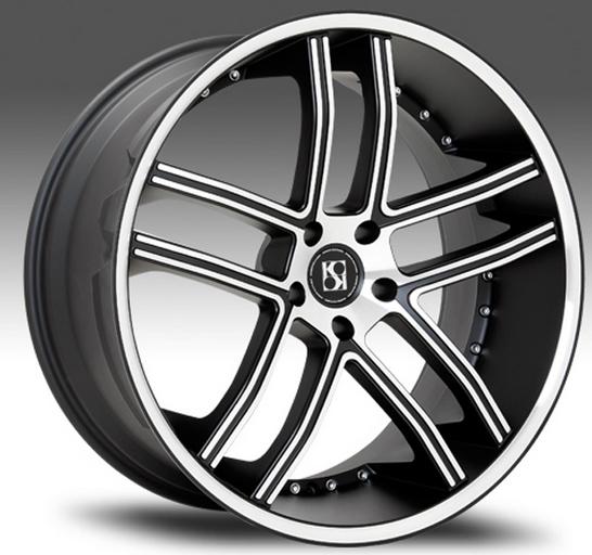 22 Koko Kuture Intake Wheels Machined Black Mercedes s Class S550