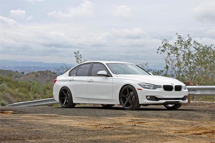 19 Stance SC 5IVE Wheels Black BMW 7 Series 740 745 750 760 E38 E65