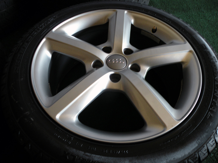 "20"" Factory Audi Q7 Wheels Porsche Cayenne s Turbo GTS VW Touareg Tires"