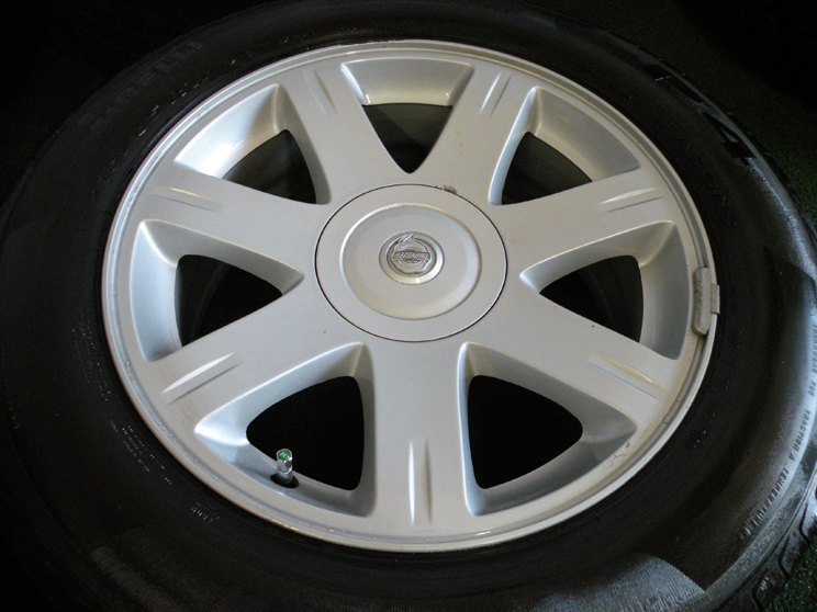 "17"" Factory Dodge Charger Wheels Chrysler Magnum 300 300C Tires Challenger"