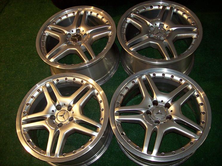 19 AMG Mercedes Wheels OEM Factory SL CLS SL55 SL63 SL65 CLS55 CLS63