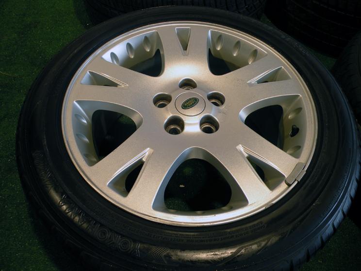 19 Range Land Rover HSE LR2 LR3 Discovery I II Wheels Factory Yokohama Tires