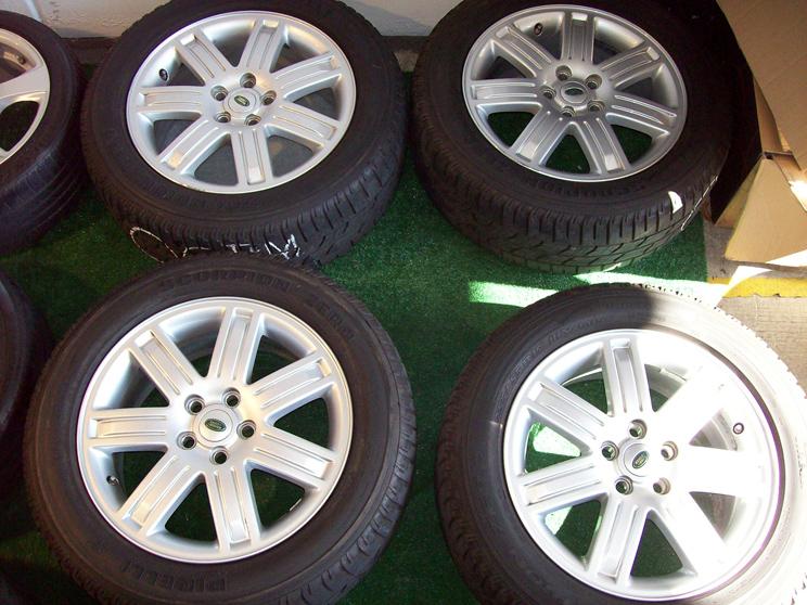 19 Range Rover Land Wheels HSE Disco II Factory Discovery LR3 LR4